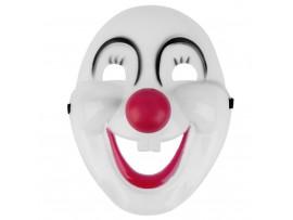 Маска веселого клоуна