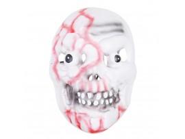 Пластиковая маска скелета