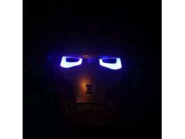 Светящаяся маска Железного человека