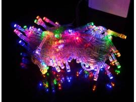Мигающие гирлянды на новый год или праздник