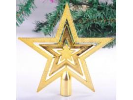 Звезда верхушка на елку