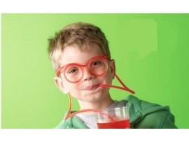 Очки трубочки для напитков