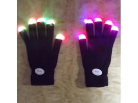 Светодиодные перчатки