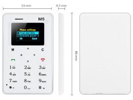 Aeku M5 - Самый маленький телефон
