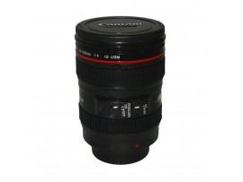 Термокружка в виде объектива Canon