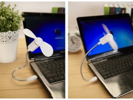 Мини вентилятор USB