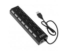 USB Hub на 7 портов