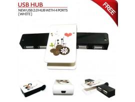 USB разветвитель на 4 порта