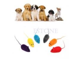 Пищащая мышка игрушка для кота или собаки