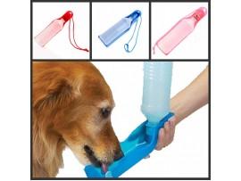 Переносная поилка для собак (500мл)